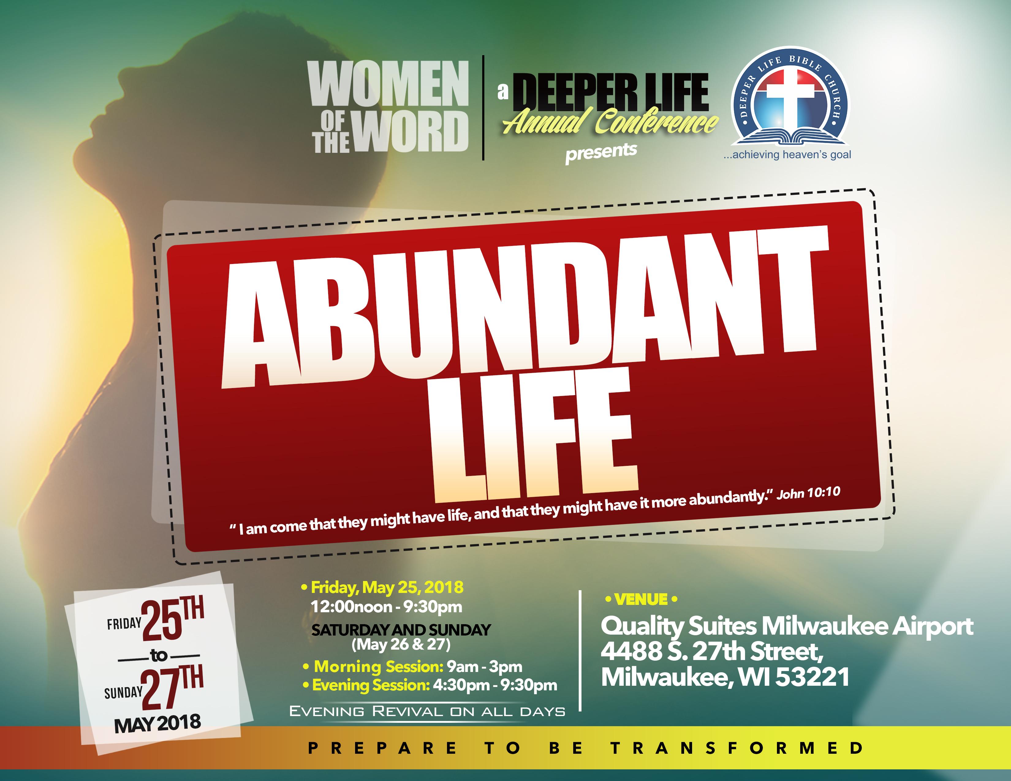 Abundant Life Program